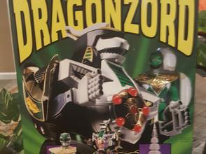 MIB Power Rangers Dragonzoid