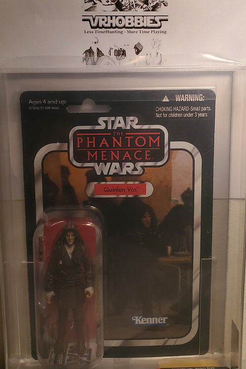 2012 Star Wars Vintage Collection Quinlan Vos VC85 8.5 AFA Graded
