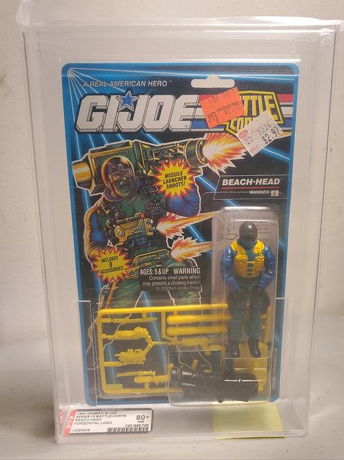 1994 G.I Joe Series 13 Beach-Head 80+NM AFA Graded