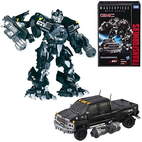 Transformers Masterpiece Movie Series Ironhide MPM-6 - Exclusive