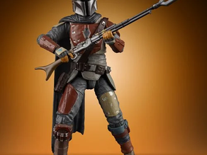 Star Wars The Vintage Collection The Mandalorian 3 3/4-Inch Figure
