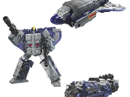 Transformers Generations War for Cybertron: Siege Leader Astrotrain