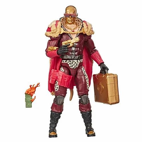 G.I. Joe Classified Series 6-Inch Profit Director Destro Action Figure