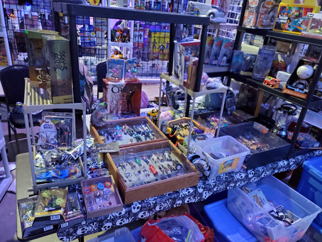 Paul Nicholasi to attend The Great Lehigh Valley Toy Show