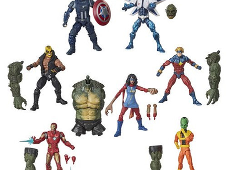 Avengers Video Game Marvel Legends 6-Inch Action Figures Wave 1