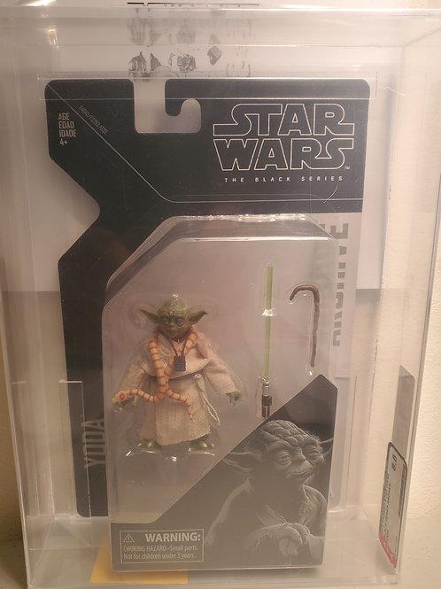 2019 Star Wars Archive Black Series Yoda AFA 8.5 Graded