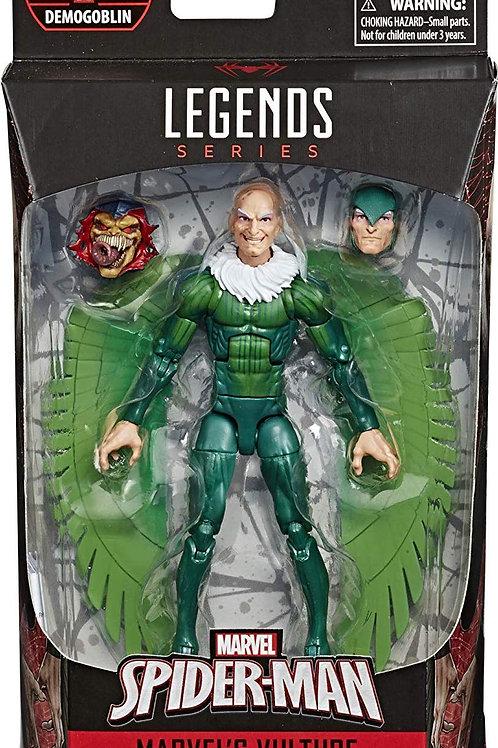 "Spider-Man Marvel Legends 6-Inch Wave 1 Vulture  Spider Man  ""Demoglobin """