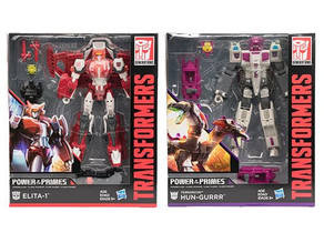 Transformers Generations Power of the Primes Voyager Wave 2