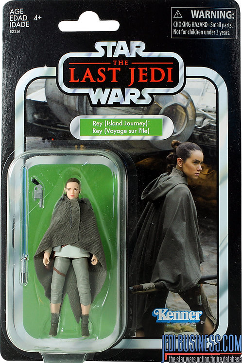Star Wars The Vintage Collection Rey (Island Journey) VC-122