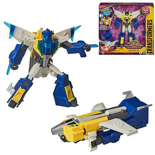 Transformers Cyberverse Battle Call Trooper Meteorfire