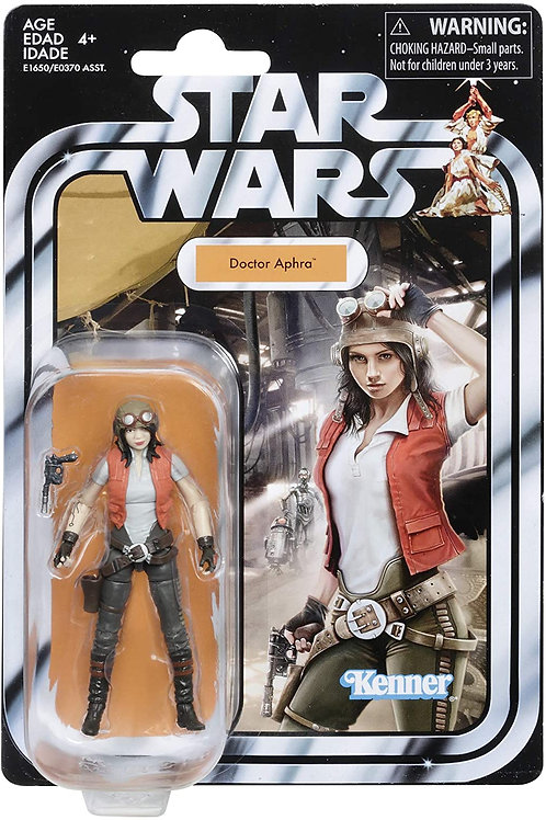 Star Wars The Vintage Collection Doctor Aphra VC129 3 3/4 Action Figure