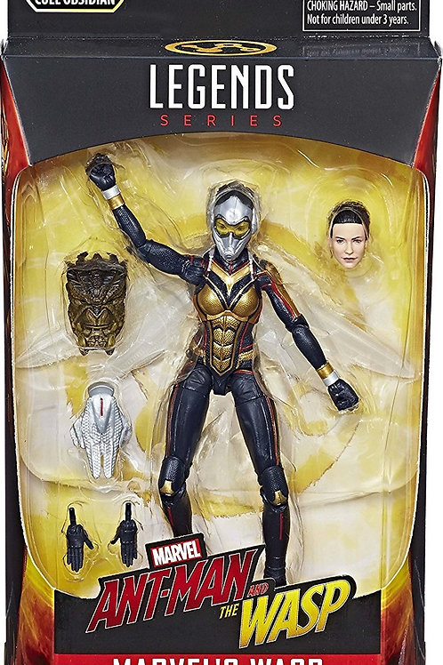 """Marvel Legends Avengers Infinity War  Wasp With  Cull  Obsidian """"BAF"""
