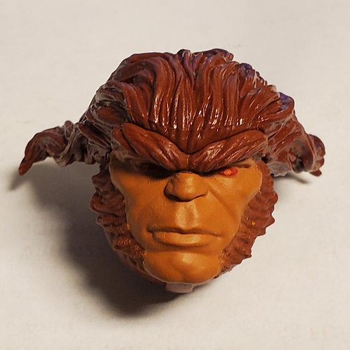 Deadpool Marvel Legends 6-Inch Wave 1 Deadpool X-Force Sasquatch BAF Head Only