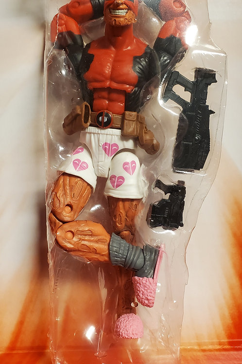 Deadpool Marvel Legends 6-Inch X-Force Deadpool in Boxer Figure Only