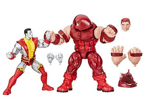 Marvel Legends 80th Anniversary Colossus and Juggernaut 6-Inch