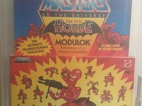 MASTERS OF THE UNIVERSE MODULOK AFA 80+NM