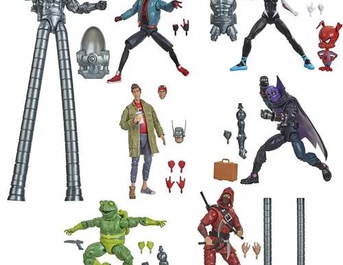 Spider-Man Marvel Legends 6-Inch Action Figures Wave 1 - Stilt-Man Series