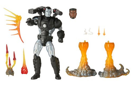 Marvel Legends Deluxe War Machine 6-Inch Figure - Exclusive:
