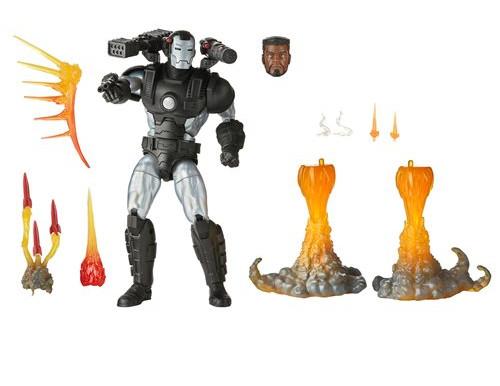 Marvel Legends Deluxe War Machine 6-Inch Figure - Exclusive: