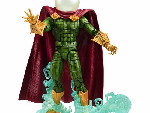 Spider-Man Marvel Legends Series 6-Inch Mysterio Action Figure - Exclusive