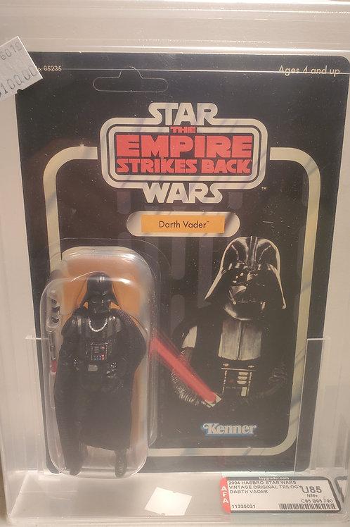 2004 Star Wars Original Trilogy Collection Darth Vader U85NM+ AFA Graded