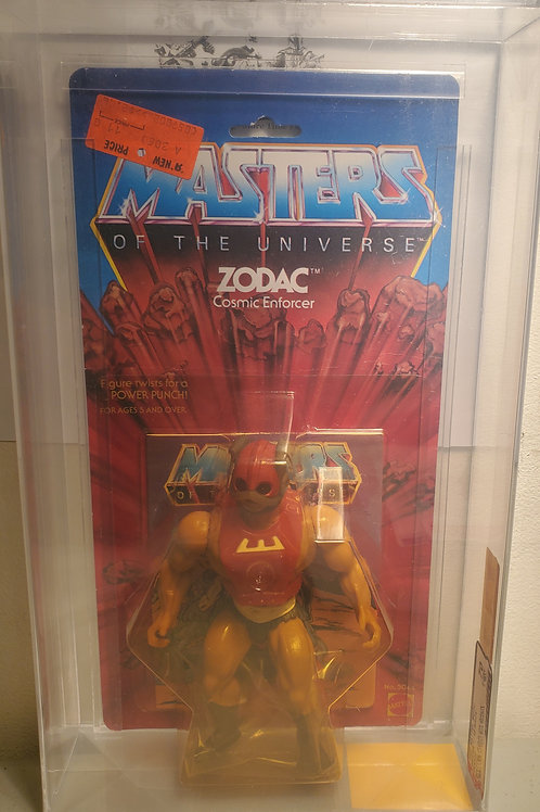 1983 Masters Of The Universe Zodac  AFA Graded