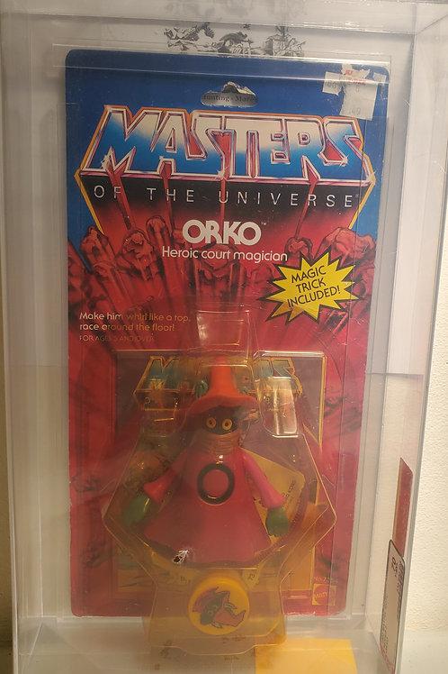 1984 Masters Of The Universe Orko AFA Graded