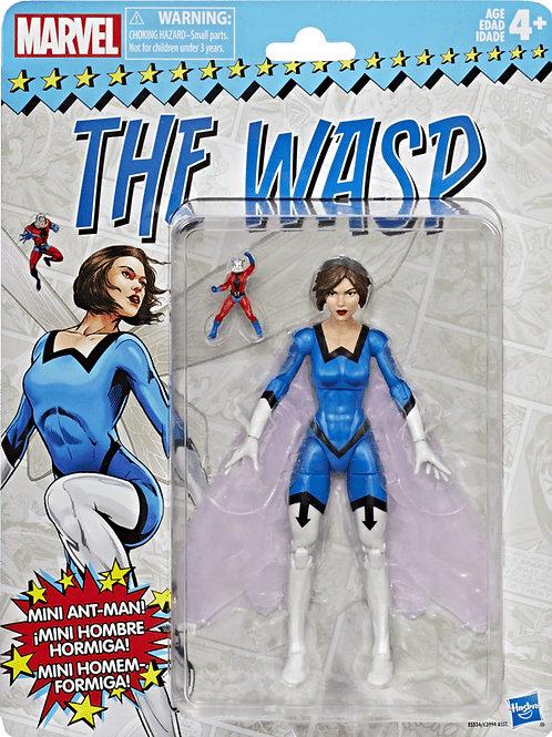 Marvel Legends Vintage Wave 2 Wasp Action Figure