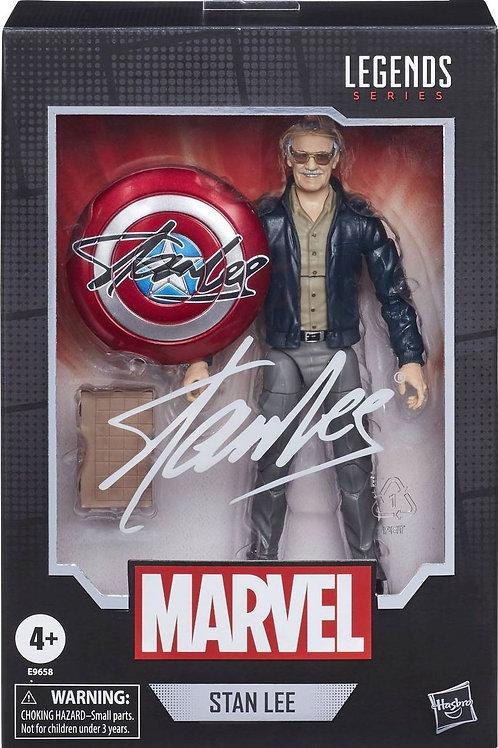 Marvel Legends Stan Lee Marvel Comics 80th Anniversary