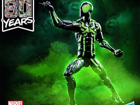 Spider-Man Marvel Legends 6-Inch Big Time Spider-Man Action Figure - Exclusive