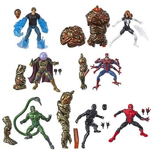 Amazing Spider-Man Marvel Legends Figures Wave 12