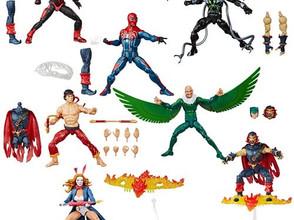 Spider-Man Marvel Legends 6-Inch Action Figures Wave 1 Case