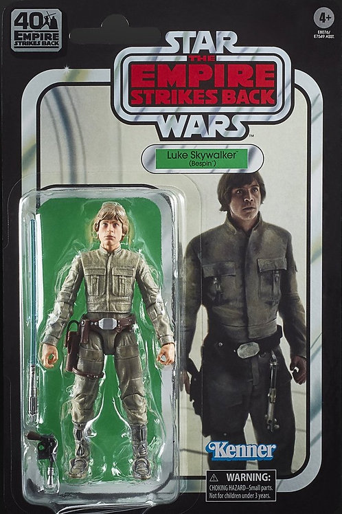 "Star Wars 6"" Black Series Empire Stikes Back 40th Anniversary Han Solo Bespin"
