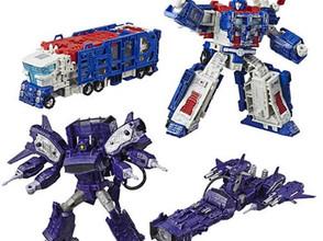 Transformers Generations Siege Leader Wave 1 Case