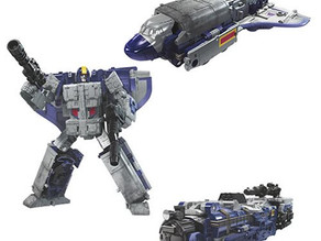 Transformers Generations War for Cybertron: Siege Leader Astrotrain available for Pre-order