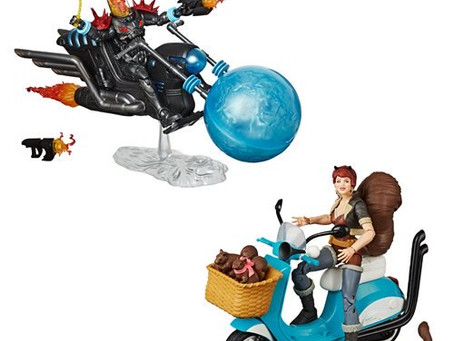 Marvel Legends 6-Inch Action Figures with Vehicles Wave 1