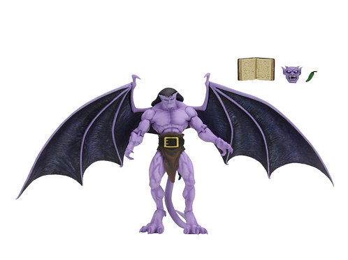 NECA-Gargoyles – 7″ Scale Action Figure – Ultimate Goliath