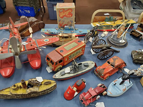 Allentown/Lehigh Valley Toy Show September 11th 2021 Charles Chrin Community Center in Palmer