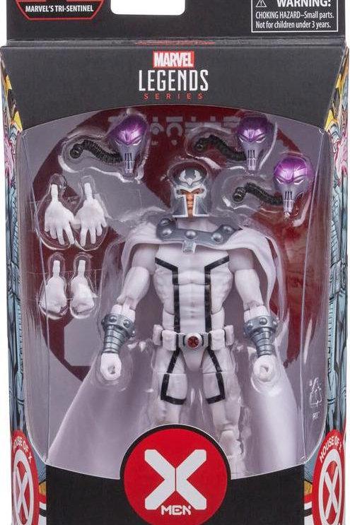 Marvel legends X-Men: Magneto House of X BAF series Tri Sentinel
