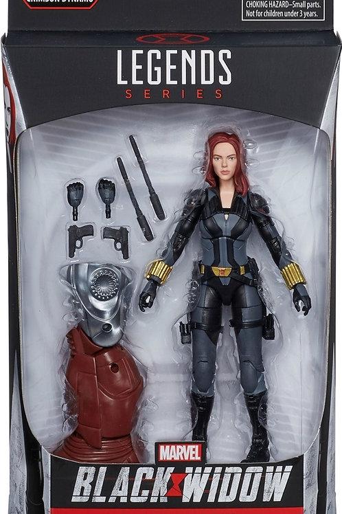 """Marvel Legends Black Widow  """"Crimson Dynamo BAF"""""""