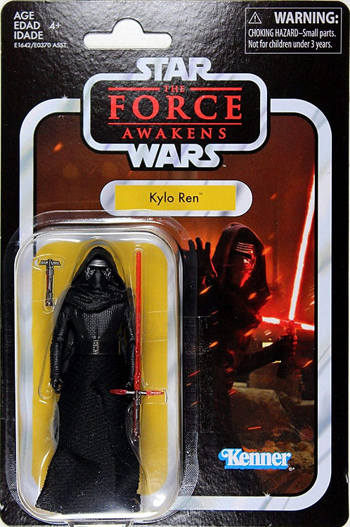 Star Wars The Vintage Collection VC117  3 3/4 Kylo Ren Action