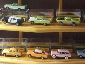Find MEV Originals New Tjets Done Right at Allentown Slot Car Show