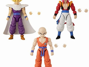 Dragon Ball Stars Action Figure Wave 14 Case