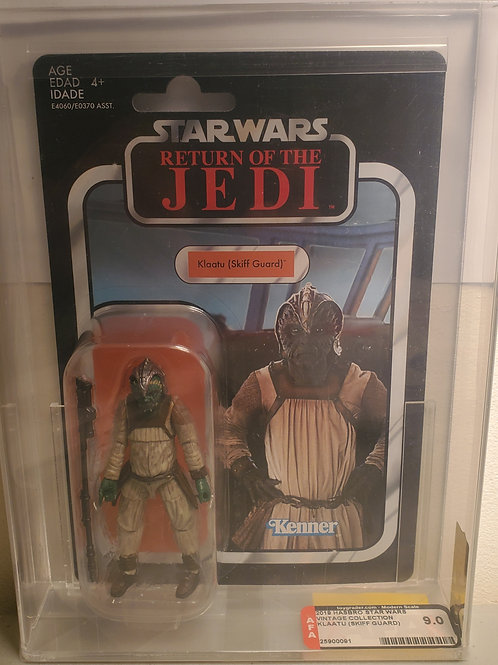 2018 Star Wars Vintage Collection VC135 Klaatu