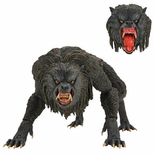 "An American Werewolf In London - 7"" Scale Action Figure - Ultimate Kessler Werew"