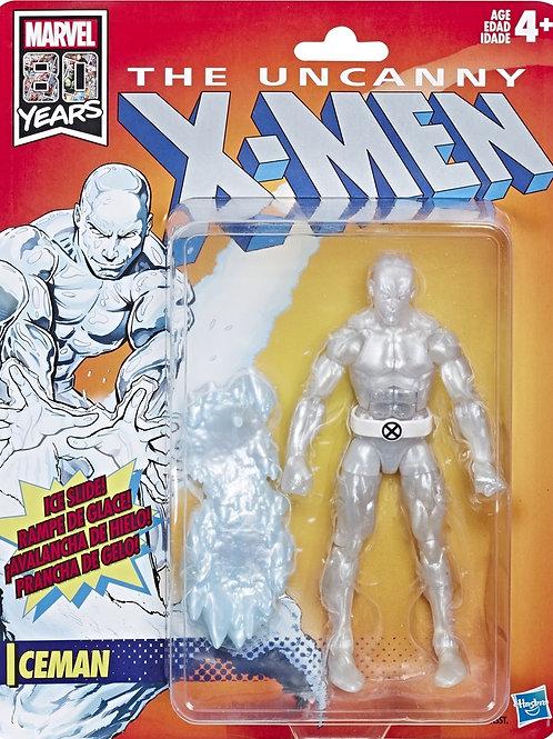 Marvel Legends X-Men Retro Collection Iceman