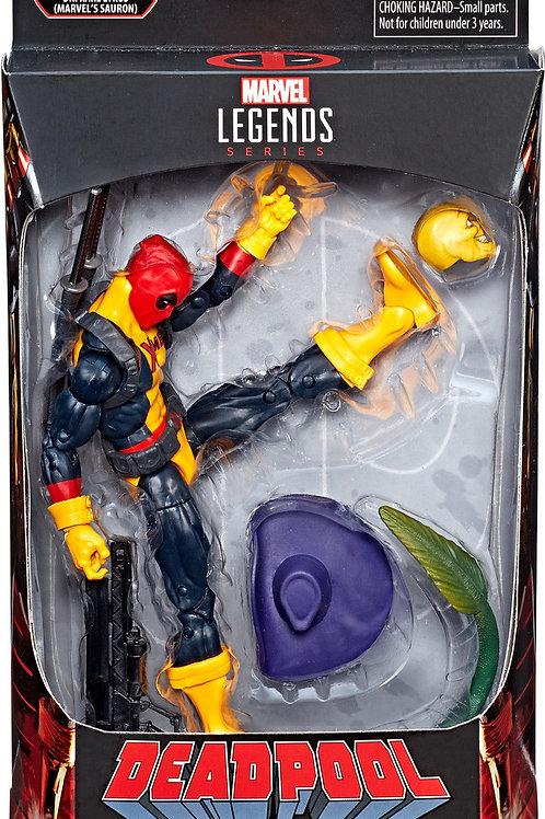 """Deadpool Marvel Legends 6-Inch Wave 2  X-Men Deadpool""""Sauron BAF"""""""