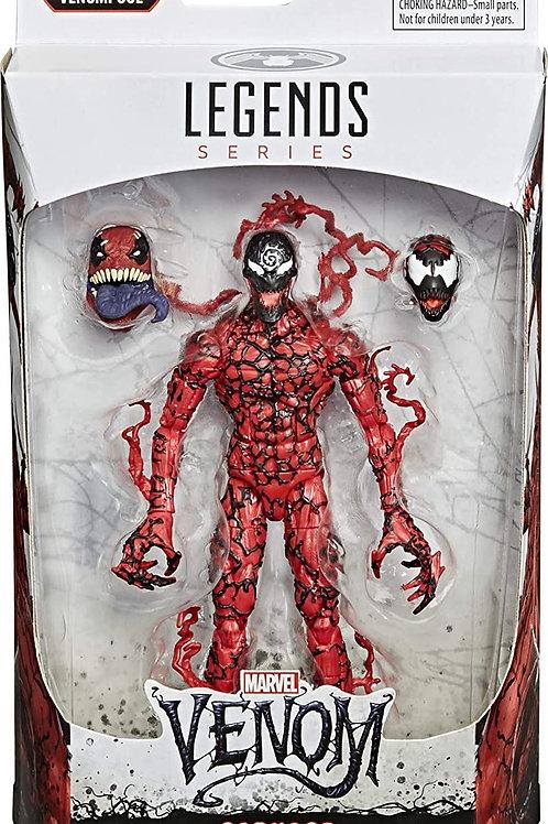 Venom Marvel Legends 6-Inch Carnage Venom Pool BAF