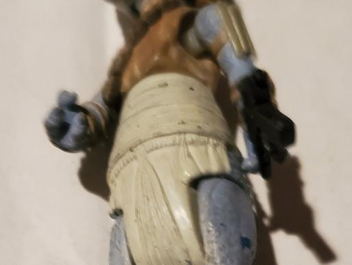 Star Wars Ratts Tyrell  VC 77 Hard Copy Prototype