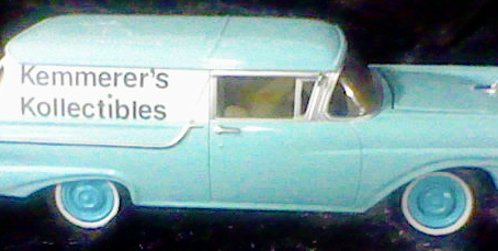 Kemmererers Kollectibles to setting up at Allentown How Wheels and Diecast Show